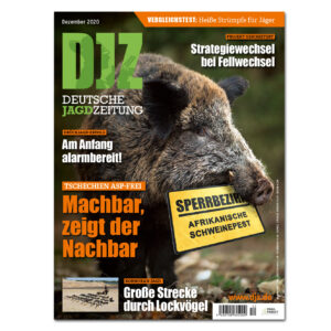 Deutsche Jagdzeitung 2020/12 im Pareyshop