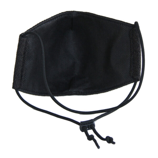 AKAH Mund-Nasen-Maske Loden mit Hirschgeweih-Stick im Pareyshop