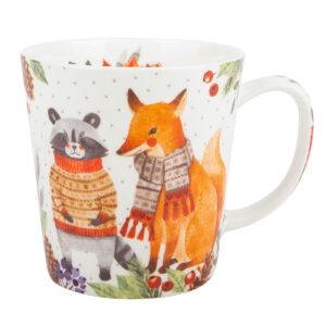 Becher Fuchs und Waschbär im Pareyshop