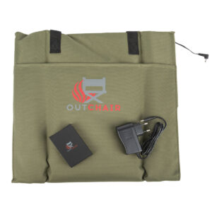 Outchair Back Up Khaki - der beheizte Outdoor-Sitz im Pareyshop