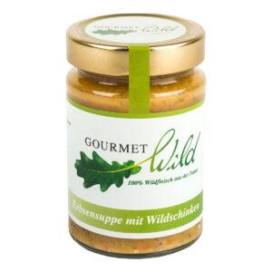 GOURMET WILD - Erbsensuppe mit Wildschinken im Pareyshop