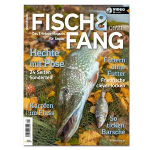 Fisch & Fang 2021/01 im Pareyshop