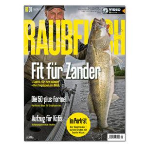 Der Raubfisch 2021/01 im Pareyshop
