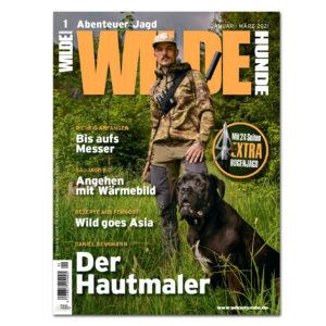 Wilde Hunde 2021/01 im Pareyshop