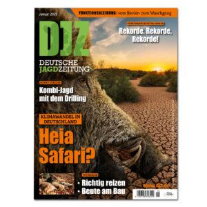 Deutsche Jagdzeitung 2021/01 im Pareyshop