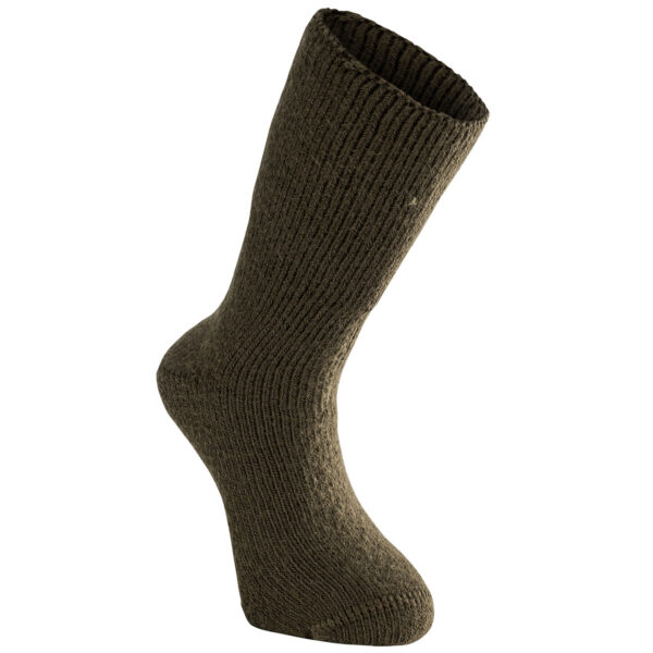 Woolpower Socken 600 Pine Green im Pareyshop