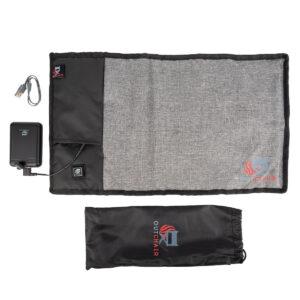 Outchair Sitzkissen Heat Pad schwarz/grau im Pareyshop