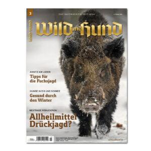 Wild und Hund 2021/03 im Pareyshop