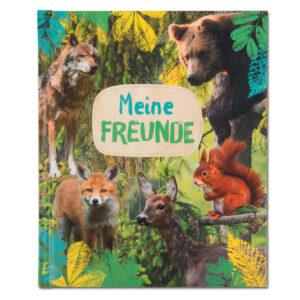 Freundebuch - Meine Freunde im Pareyshop