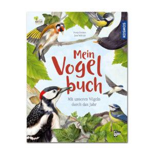 Mein Vogelbuch - Mit unseren Vögeln durch das Jahr im Pareyshop