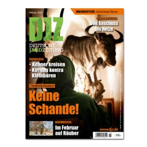 Deutsche Jagdzeitung 2021/02 im Pareyshop