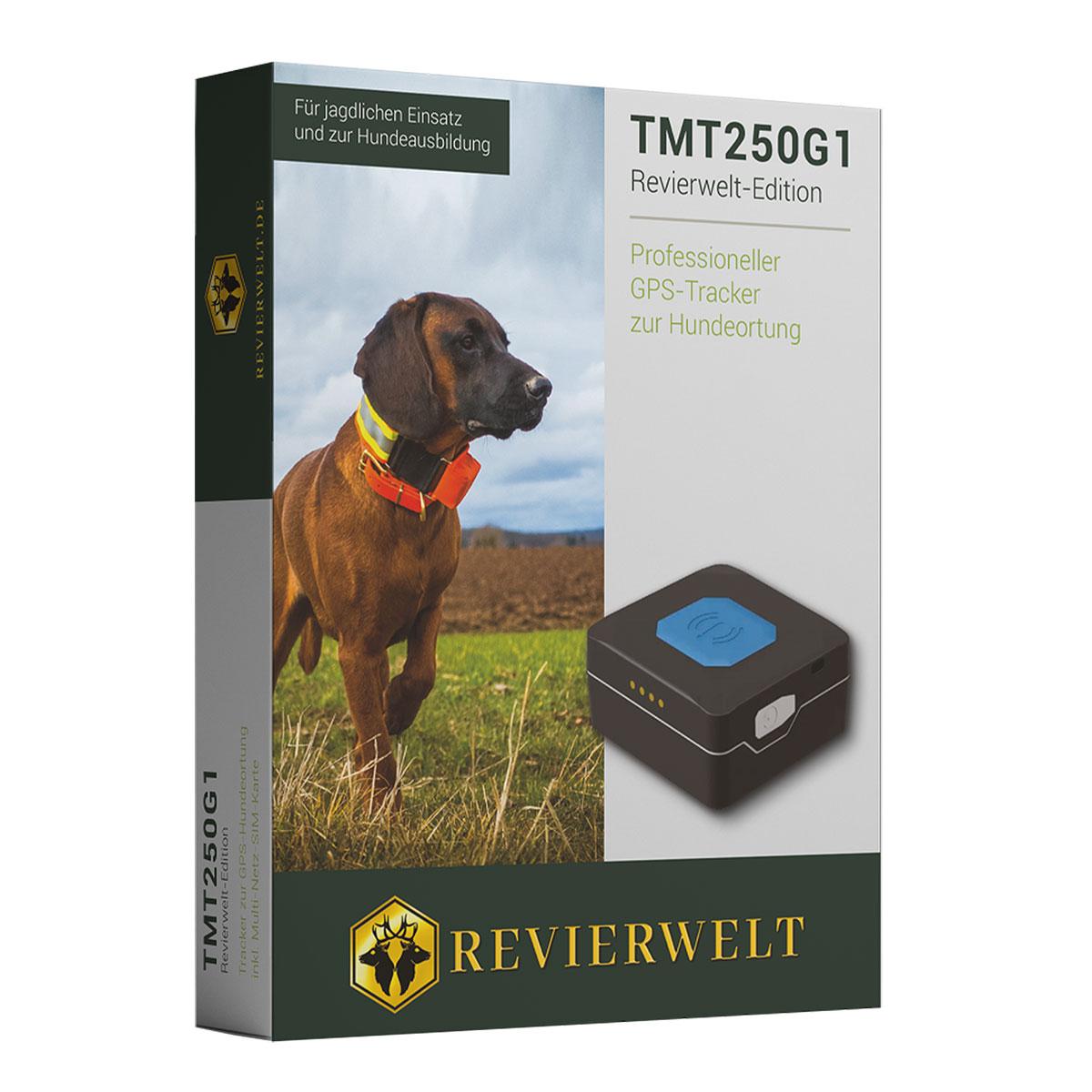 GPS Tracker TMT250G1 Revierwelt-Edition im Pareyshop