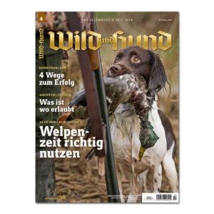 Wild und Hund 2021/04 im Pareyshop