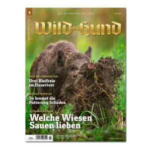 Wild und Hund 2021/05 im Pareyshop
