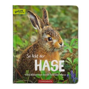 So lebt der Hase - Eine Bilderreise durch Feld und Wiese im Pareyshop