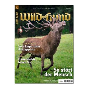 Wild und Hund 2021/06 im Pareyshop