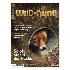 Wild und Hund 2021/07 im Pareyshop
