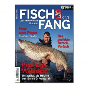 Fisch & Fang 2021/04 im Pareyshop