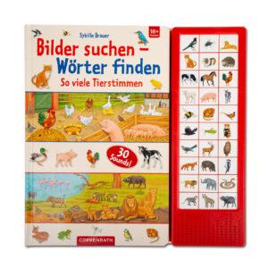 Bilder suchen - Wörter finden - So viele Tierstimmen im Pareyshop