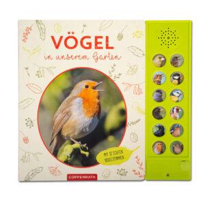 Vögel in unserem Garten (Soundbuch) im Pareyshop