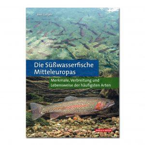 Die Süßwasserfische Mitteleuropas im Pareyshop