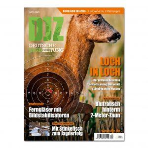 Deutsche Jagdzeitung 2021/04 im Pareyshop