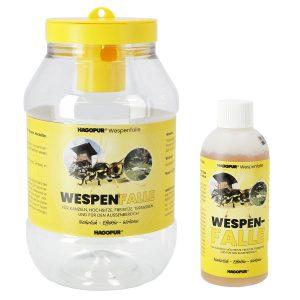 HAGOPUR Wespen-Falle inkl. Lock-Flüssigkeit im Pareyshop