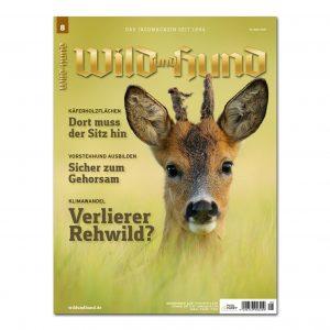Wild und Hund 2021/08 im Pareyshop