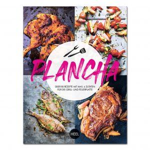 Plancha - Über 80 Rezepte für die Grill- und Feuerplatte im Pareyshop