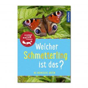 Kinder Naturführer: Welcher Schmetterling ist das? im Pareyshop