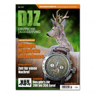 Deutsche Jagdzeitung 2021/05 im Pareyshop