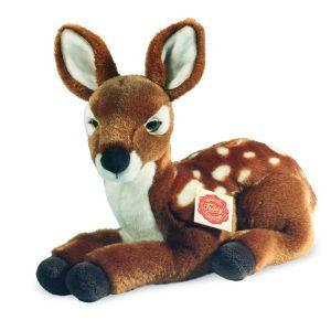 Kuscheltier Bambi liegend im Pareyshop
