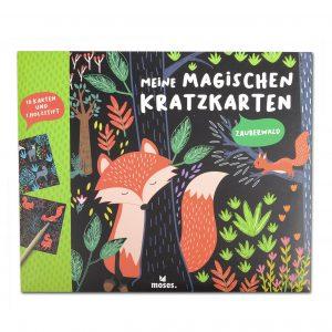Meine Magischen Kratzkarten - Zauberwald im Pareyshop