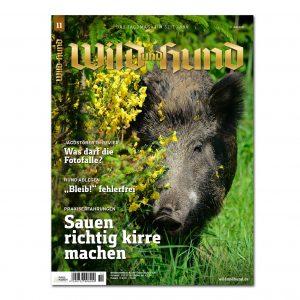 Wild und Hund 2021/11 im Pareyshop