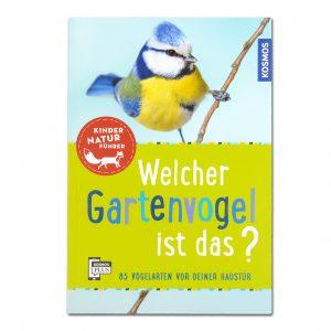 Kinder Naturführer: Welcher Gartenvogel ist das? im Pareyshop
