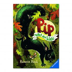 Pip rettet den Wald im Pareyshop