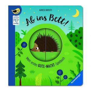 Ab ins Bett! Mein erstes Gute-Nacht-Spielbuch im Pareyshop