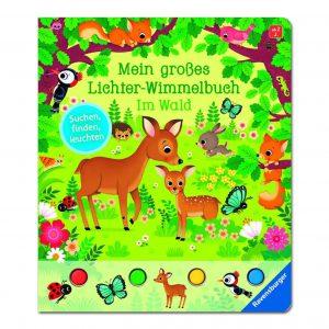 Mein großes Lichter-Wimmelbuch: Im Wald im Pareyshop