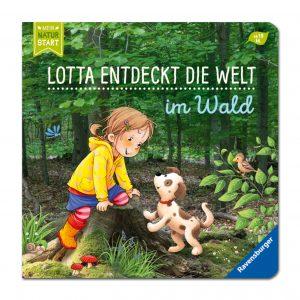 Lotta entdeckt die Welt: Im Wald im Pareyshop