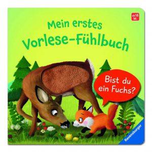 Mein erstes Vorlese-Fühlbuch: Bist Du ein Fuchs? im Pareyshop