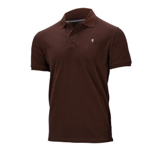 Browning Poloshirt Ultra Braun im Pareyshop