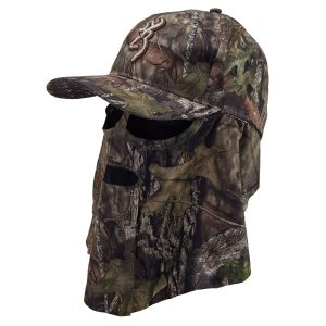 Browning Cap Facemask im Pareyshop