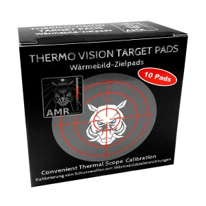 AMR Wärmebild Zielpads (10er Pack) im Pareyshop