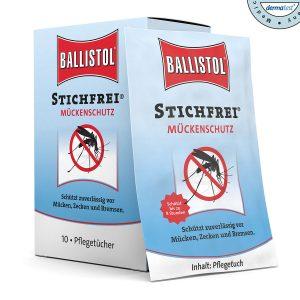 Ballistol Stichfrei Pflegetücher im Pareyshop