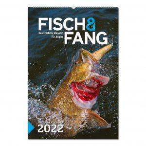 FISCH & FANG Edition: Anglerkalender 2022 im Pareyshop