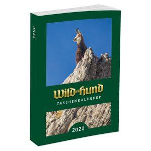 WILD UND HUND Edition: Taschenkalender 2022 im Pareyshop
