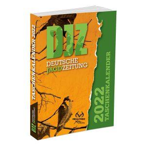 DJZ Edition: Taschenkalender 2022 im Pareyshop