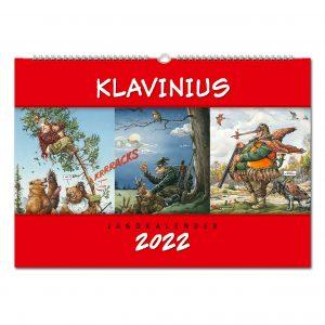 DJZ Edition: Klavinius Jagdkalender 2022 im Pareyshop