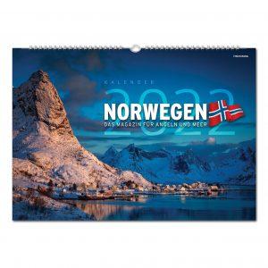 FISCH & FANG Edition: Norwegen Kalender 2022 im Pareyshop