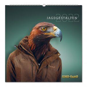 WILD UND HUND Edition: Jagdgestalten Kalender 2022 im Pareyshop